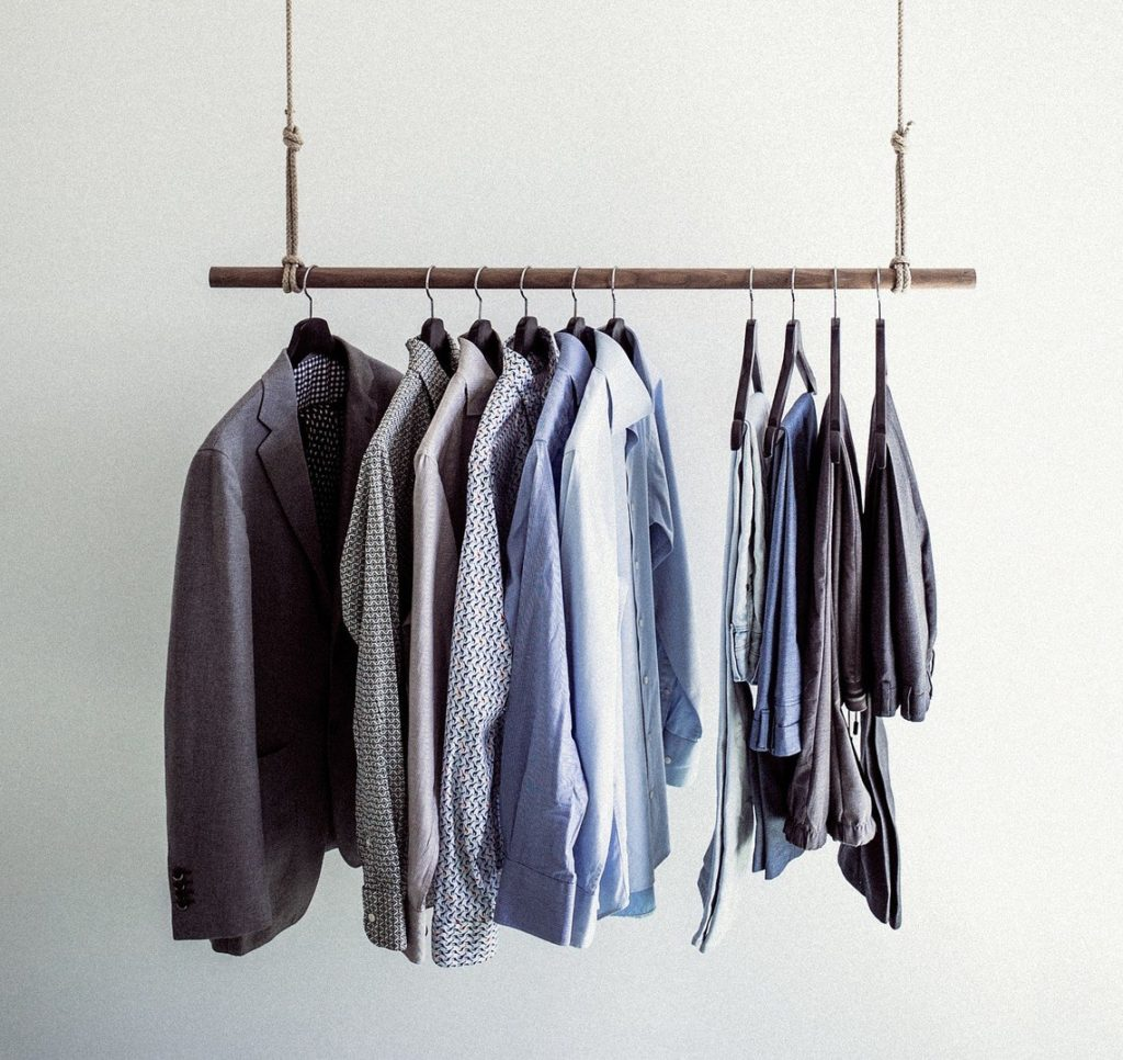 feng shui fashion wardrobe